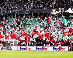 UEFA legt Feyenoord nieuwe sancties op