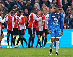 'Anderlecht maakt serieus werk van komst Feyenoord-aanvaller'