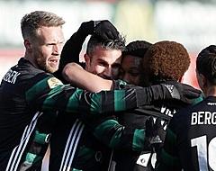 Lof voor Feyenoorder: 'Hij was veruit de beste man op het veld'