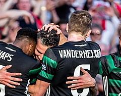 """Feyenoorder nu wél gelukkig: """"Wilde hem hoe dan ook winnen"""""""