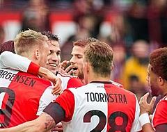 OFFICIEEL: Feyenoord komt met fraai contractnieuws