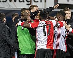 Dit is het nieuwe uittenue van Feyenoord