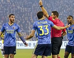 Kijkers Vitesse - Feyenoord zijn er helemaal klaar mee: 'Te ziek voor woorden'
