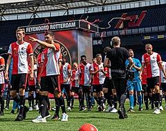'Feyenoorder legt opvallende eis op tafel in De Kuip'