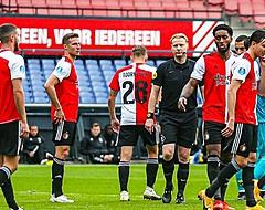 Feyenoord opent Europese campagne met andere sponsor