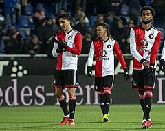 'Feyenoord-duo is klaar na afstraffing in Zwolle'
