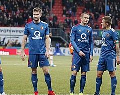 'Doemscenario dreigt Feyenoord in januari al te treffen'