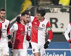 Vermoedelijke opstelling Feyenoord: één wijziging in de basiself