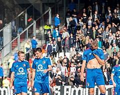 """Fans maken Feyenoorder belachelijk: """"Is-ie aan de drank?"""""""