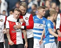 Perez ziet Feyenoorder groeien: 'Goed nieuws voor Feyenoord'