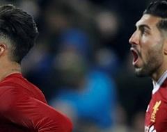 VIDEO: Firmino scoort met mooi hakje voor Liverpool