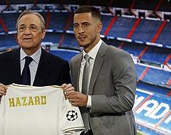 'Eden Hazard debuteert bij Real Madrid met regelrecht bizar rugnummer'