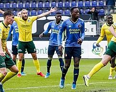 Feyenoorder haakt af voor restant bekerduel tegen Fortuna: 'Geen aderlating'