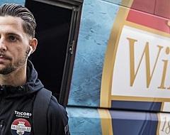 Willem II-topschutter Sol bevestigt bezoekje aan geïnteresseerde club