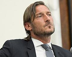 "AS Roma hekelt Totti: ""Ronduit fantasierijk en verre van reëel"""