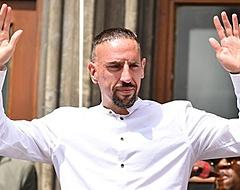 'Ribéry kiest na kortstondige PSV-flirt definitief voor Serie A'