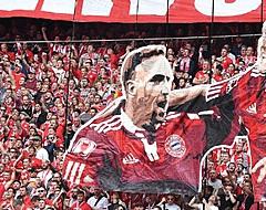 🎥 Bayern München neemt op schitterende wijze afscheid van Arjen Robben