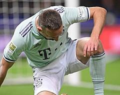 Van Peperstraten grapt over Ribéry: 'Moet je nooit doen'