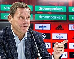 'Feyenoord wil jonge goalgetter naar De Kuip halen'