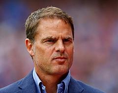 Frank de Boer spreekt zich uit over kansen van Ajax tegen Getafe