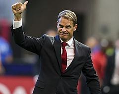 """Slecht nieuws voor De Boer richting play-offs: """"Een forse tegenslag"""""""
