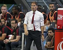 """De Boer over situatie rond Jans: """"Heeft invloed op Nederlands trainersgilde"""""""