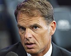 KNVB stelt Frank de Boer als bondscoach aan