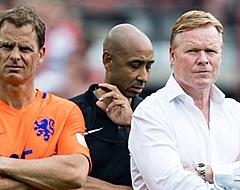 """Koeman informeert clubtrainers: """"Ik ga spelers niet sparen"""""""