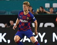 <strong>Frenkie de Jong start direct in basisformatie FC Barcelona</strong>