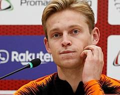 Frenkie de Jong: 'Wij kunnen het EK winnen'