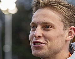 Frenkie de Jong: 'Was leuk bij Ajax, maar ik zou nu niet willen ruilen'