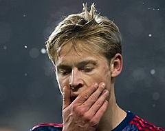 """Frenkie de Jong wordt vergeleken met Duitse legende: """"Een enorm wapen"""""""