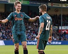 Kluivert senior maakt Frenkie de Jong wegwijs in Barcelona