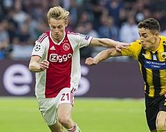 Fans tweeten over Ajax-AEK Athene: 'Wat een ongelooflijke flapdrol'