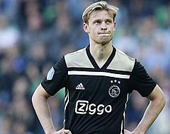 Frenkie de Jong komt met duidelijkheid over Barça-claim