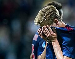 Keizer onthult: Ajax voortaan mét De Jong