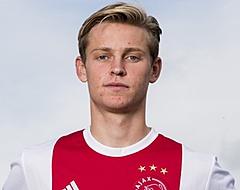 """Frenkie de Jong reageert: """"Misschien wel, misschien niet"""""""
