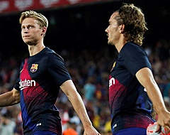 Barcelona met De Jong en piepjonge Fati tegen Valencia
