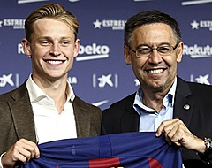 Valverde-interview belooft niet veel goeds voor Frenkie de Jong