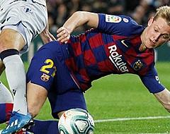'Frenkie de Jong krijgt waarschuwing in Barcelona'