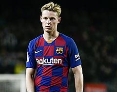 De Jong keek 'gefrustreerd' naar Ajax: 'Echt irritant om naar te kijken'
