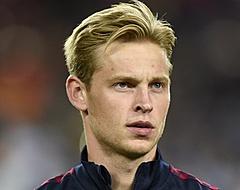 'Barcelona heeft duidelijk plan met Frenkie de Jong'