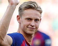 Prachtig compliment voor De Jong: 'Hij heeft de fans nu al voor zich gewonnen'