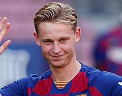 'Frenkie de Jong gaat dieper spelen dan bij Ajax en Oranje'