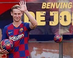 Marca noemt Frenkie de Jong uitblinker na Barça-debuut