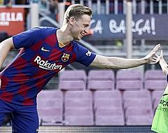 Marca voorziet basisplaats Frenkie de Jong bij Barcelona