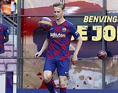 Frenkie de Jong héél duidelijk over 'vervelende' uitspraak Valverde