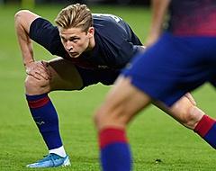 'Frenkie de Jong krijgt transfernieuws van Barcelona'