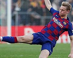 Frenkie de Jong presenteert gloednieuw thuisshirt Barça