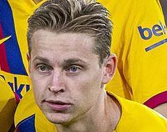 'Frenkie wil Oranje-collega naar FC Barcelona halen'